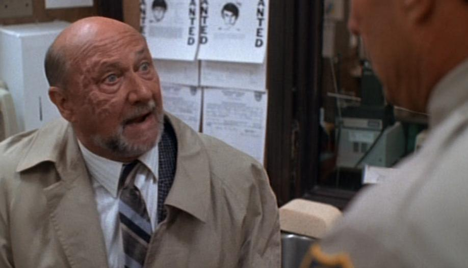 It's amazing the police still refuse to listen to Loomis when he's this convincing...
