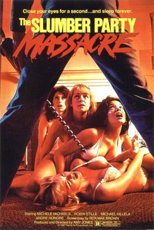 slumber party massacre cover 1982