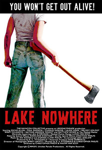 lake nowhere poster