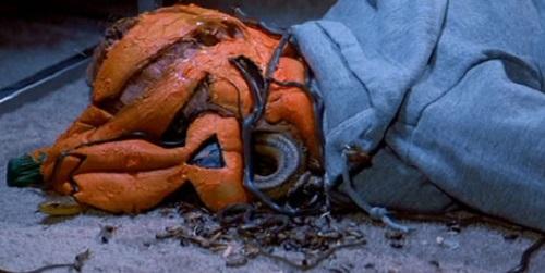 halloween iii season of the witch pumpkin kid mask