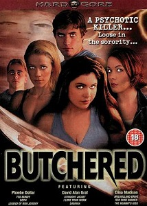butchered 2003 dvd
