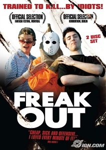 freak out 2005