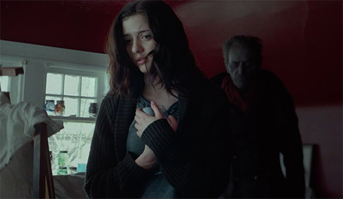 the dark stranger 2015 katie findlay