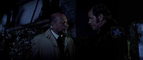 halloween 1978 dr loomis and sheriff brackett