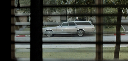halloween 1978 michael myers car staking
