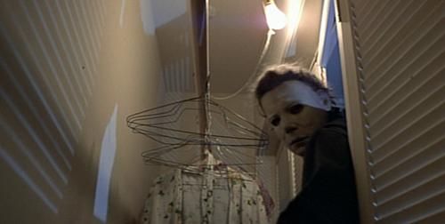 halloween 1978 closet scene