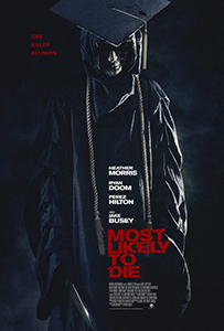 most likely to die 2015 dvd
