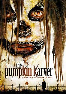 pumpkin karver 2006 dvd