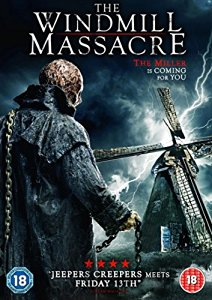 windmill massacre dvd UK 18