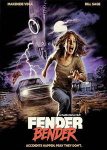 fender bender dvd 2016
