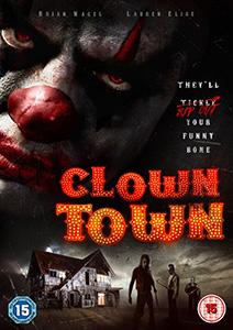 clowntown 2016 dvd