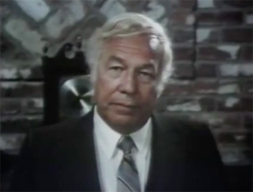 george kennedy wacko 1982