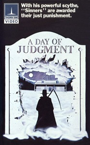 a day of judgment 1981 box