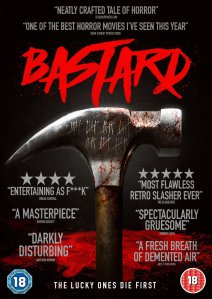 bastard 2015 dvd