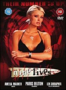 nine lives 2002 paris hilton