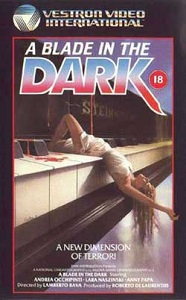 a blade in the dark 1983