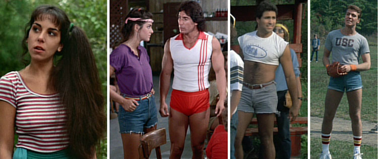 sleepaway camp 1983 fashion