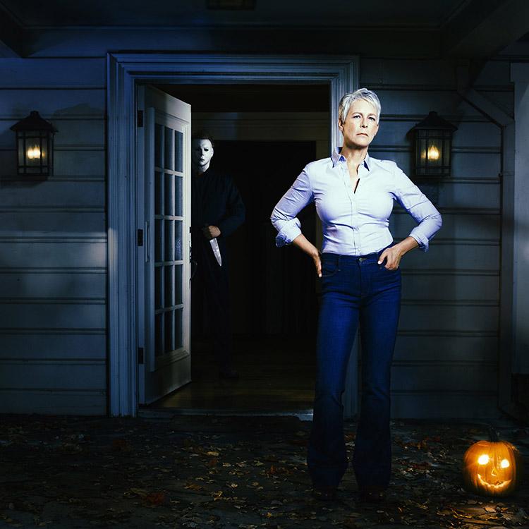 jamie lee curtis halloween 2018 h40