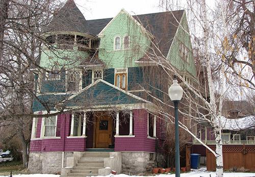 myers house 1989 halloween 5