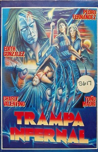 trampa infernal hell's trap 1989