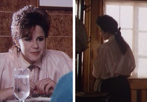 linda blair bad hair grotesque 1988