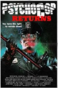 psycho cop returns 1992