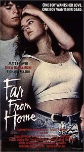 far from home 1989 drew barrymore