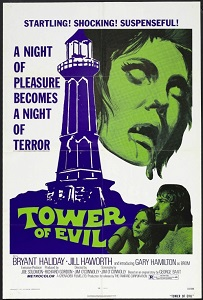 tower of evil 1972 aka horror of snape island