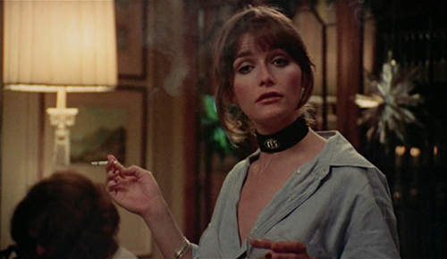 margot kidder as barb in black christmas 1974