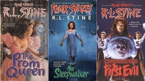 fear street books